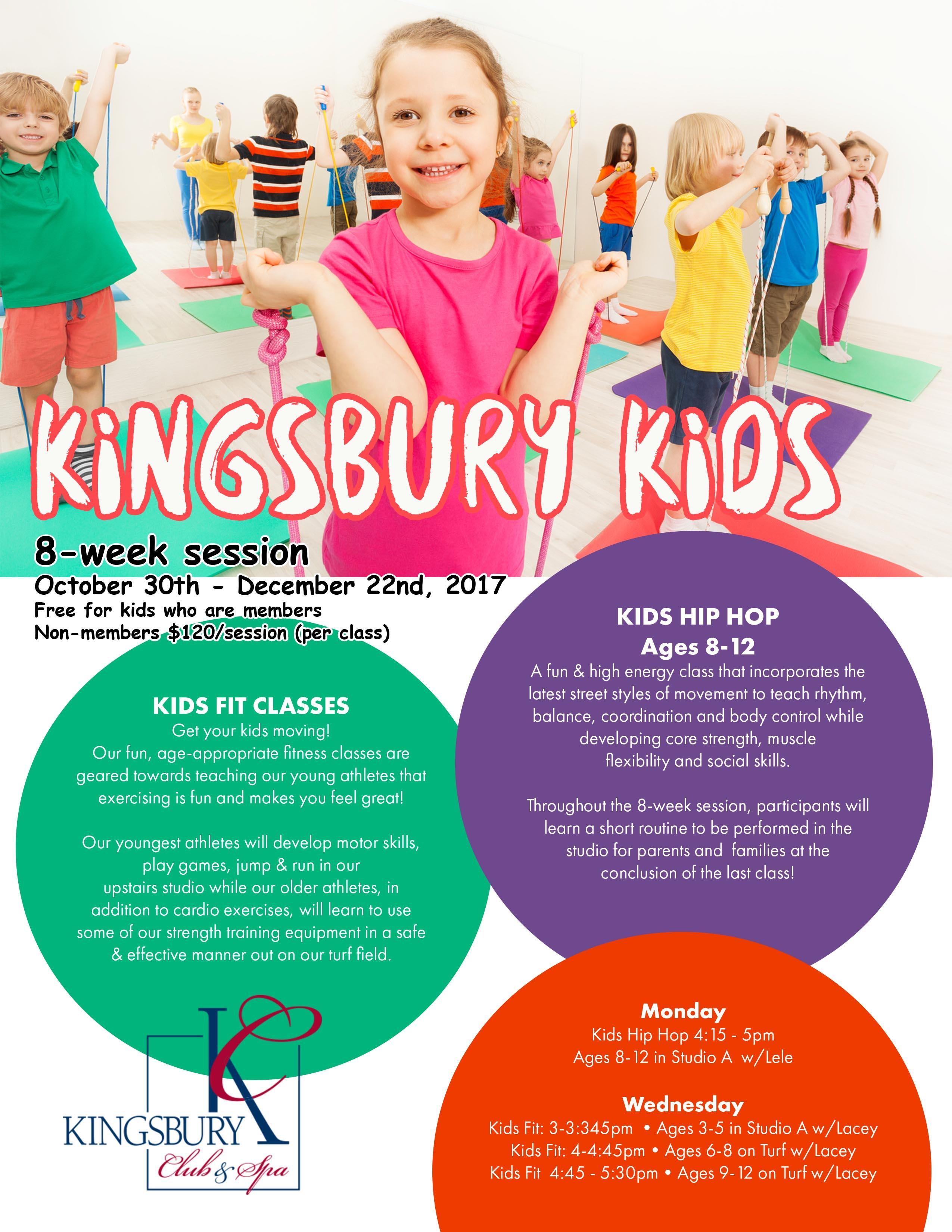 KINGSBURY KIDS FALL 2017 1